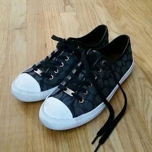 Coach Sneakers, Women's Size 11